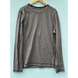 Lululemon Mens Long Sleeve Workout Shirt